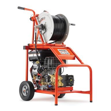 visokotlačni stroj za odštopavanje kanalizacije (woma)