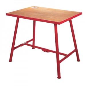 Ridgid radni sklopivi stol 107x75, drvena površina