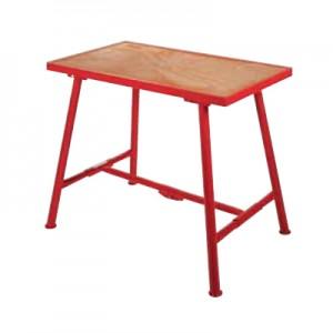 Ridgid sklopivi radni stolovi, drvena radna površina, debljine 30 mm