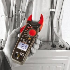 Ridgid strujna kliješta za mjerenje istosmjerne i izmjenične struje, pada napona, temperature