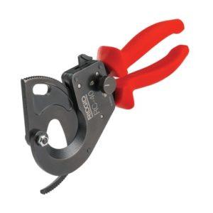 Ridgid škare za rezanje kablova višepotezne sa čegrtaljkom RC-40