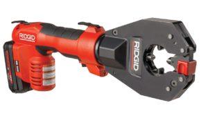 Ridgid RE600 alat za krimpanje kabela bez umetaka
