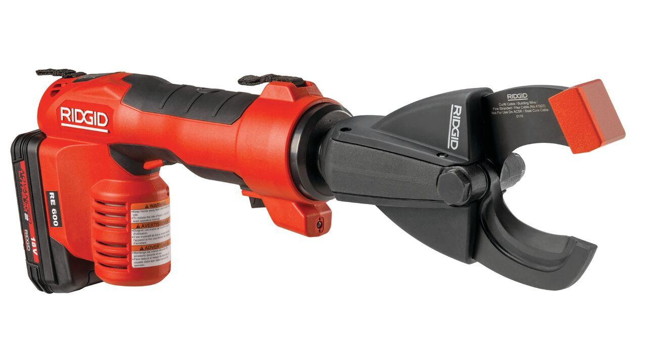 Ridgid RE600 cu/al alat za rezanje kablova